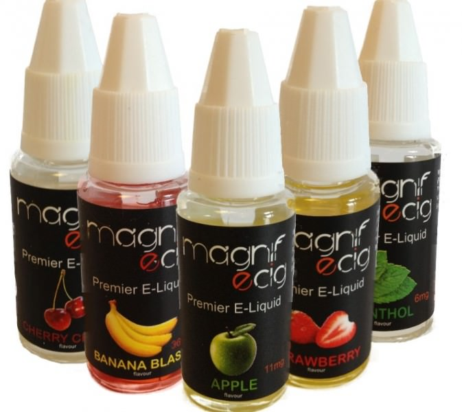 5 x 10ML E liquid Any Flavour or Strength