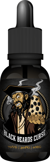 The Steepologist - Black Beards Curse 30ml