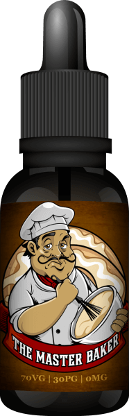 The Steepologist - The Master Baker 30ml