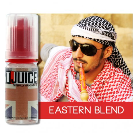 T Juice Eastern Blend E Liquid