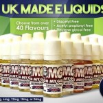 Oh My God (OMG) UK E Liquids