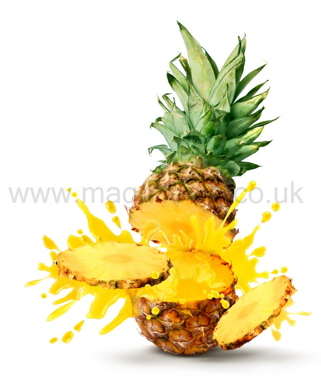 Magnifecig Pineapple Burst E Liquid