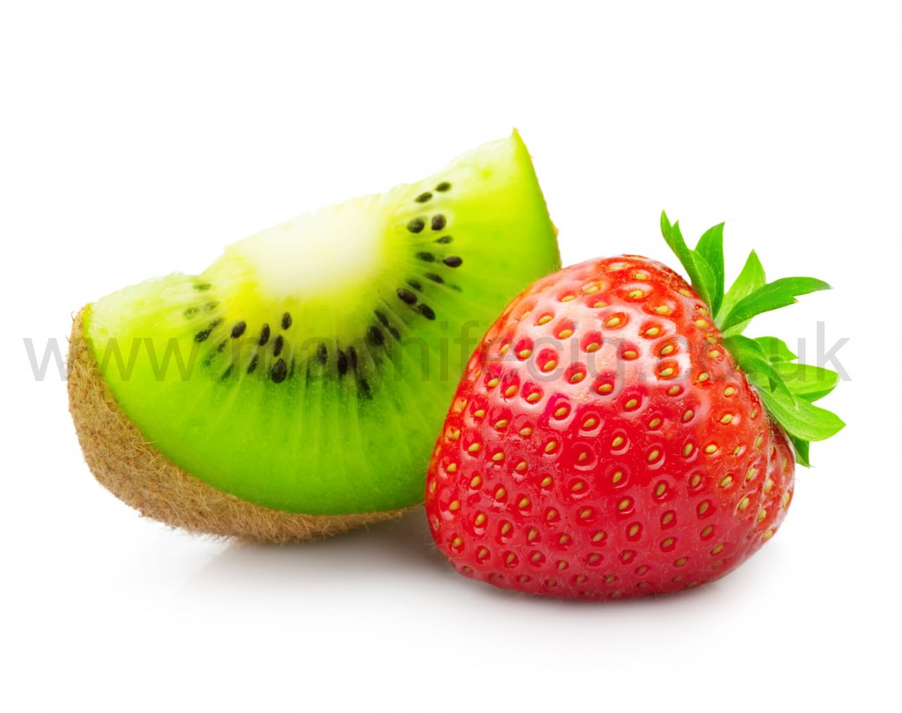 Magnifecig Strawberry Kiwi E Liquid