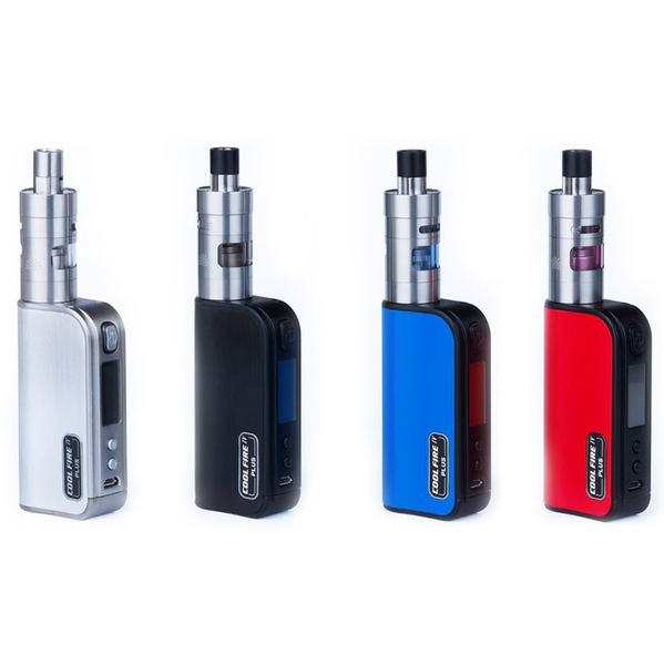 Innokin Cool Fire 4 Plus kit with Apex Tank